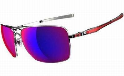 Lunette Oakley Two Face